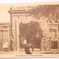 Postkarten - zaragoza puerta del carmen - 74746111