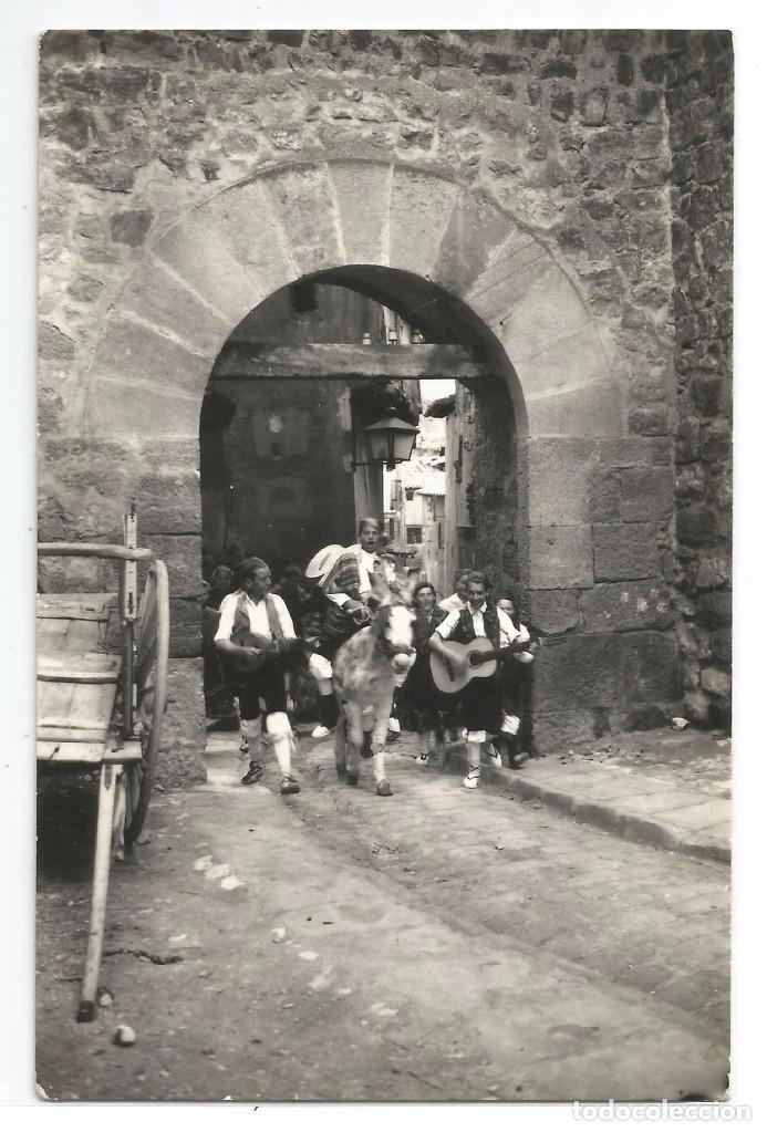 ALBARRACIN .- PORTAL DE MOLINA .- Nº 21 EDICIONES SICILIA (Postales - España - Aragón Moderna (desde 1.940))