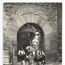Postales: ALBARRACIN .- PORTAL DE MOLINA .- Nº 21 EDICIONES SICILIA . Lote 75199531