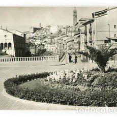 Postales: ZARAGOZA TARAZONA PLAZA SAN FRANCISCO. ED. PARIS. SIN CIRCULAR. Lote 78289585