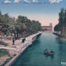 Postales: POSTAL ZARAGOZA - CANAL IMPERIAL Y PLAYA DE TORRERO - M ARRIBAS. Lote 78902505