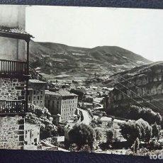 Postales: POSTAL. ALBARRACIN. TERUEL. VISTA PARCIAL DEL ARRABAL. . Lote 79593553