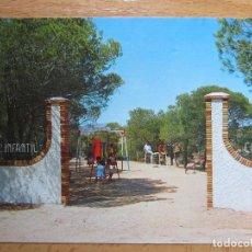 Cartes Postales: CALANDA. PARQUE INFANTIL CARRERO BLANCO. (VISTABELLA Nº1).. Lote 79621229