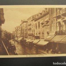 Postales: POSTAL ZARAGOZA.EL COSO. . Lote 79769141