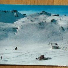 Postales: SALLENT DE GALLEGO - ESTACION DE EL FORMIGAL. Lote 83095900