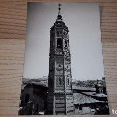 Postales: POSTAL DE CALATAYUD. 22. TORRE DE SAN ANDRÉS. EDICIONES SICILIA. NO CIRCULADA. Lote 83151920