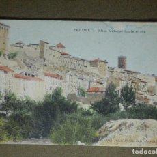 Postales: POSTAL - ESPAÑA - TERUEL - VISTA GENERAL DEL RIO - EDICIONES GALLO - EJG - E.J.G - NE - NC. Lote 84671084