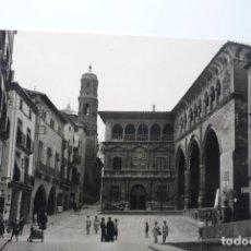 Postales: POSTAL ALCAÑIZ - PL.ESPAÑA CIRCULADA. Lote 84755484