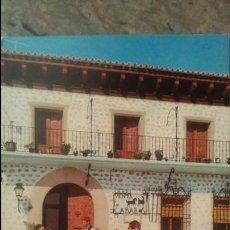 Postales: ZARAGOZA - GRUPO TIPICO. Lote 85096324