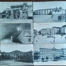 Postales: LOTE DE 48 POSTALES DE ZARAGOZA ANTERIORES A 1908. Lote 86509220