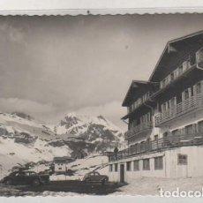 Postkarten - 4 Candanchu Hotel Candanchu Huesca. Circulada. Daniel Arbones. - 86834608