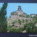 Postales: POSTAL DE NAVAL ( HUESCA ) IGLESIA MAYOR / EDICIONES RAE Nº 1 - AÑOS 60 / COLOREADA. Lote 87065192