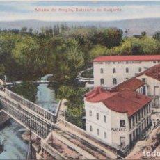 Postales: ALHAMA DE ARAGON (ZARAGOZA) - BALNEARIO DE GUAJARDO. Lote 87189812