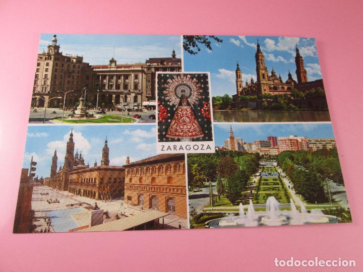 Postales: postal-zaragoza-bellezas de la ciudad-antigua-ver fotos. - Foto 2 - 87452408