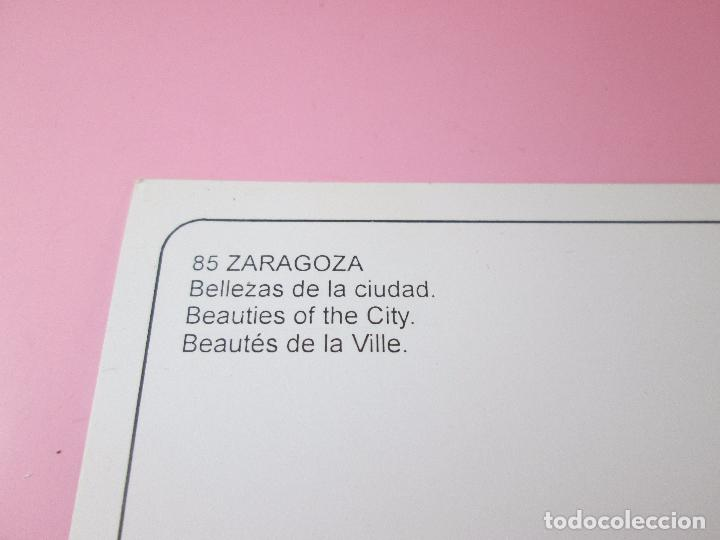 Postales: postal-zaragoza-bellezas de la ciudad-antigua-ver fotos. - Foto 3 - 87452408