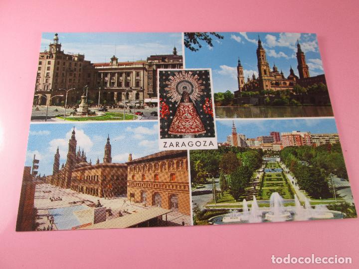 Postales: postal-zaragoza-bellezas de la ciudad-antigua-ver fotos. - Foto 5 - 87452408