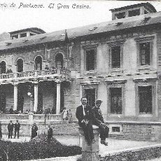 Postales: P- 6946. POSTAL BALNEARIO PANTICOSA, EL GRAN CASINO.. Lote 88113020