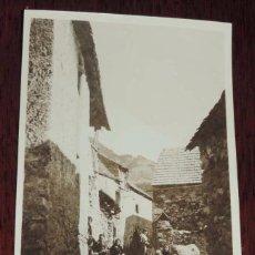 Postkarten - FOTO POSTAL DE PUEBLO DE LOS PIRINEOS POSIBLEMENTE HUESCA, SIN CIRCULAR - 88302760