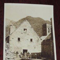 Postkarten - FOTO POSTAL DE PUEBLO DE LOS PIRINEOS POSIBLEMENTE HUESCA, SIN CIRCULAR - 88302840