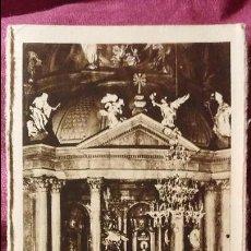 Postales: ZARAGOZA - MODERNA COLECCIÓN GRÁFICA RECUERDO DE LA SANTÍSIMA VIRGEN DEL PILAR Y SU BASÍLICA. Lote 91515435