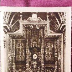 Postales: ZARAGOZA - MODERNA COLECCIÓN GRÁFICA RECUERDO DE LA SANTÍSIMA VIRGEN DEL PILAR Y SU BASÍLICA. Lote 91515470