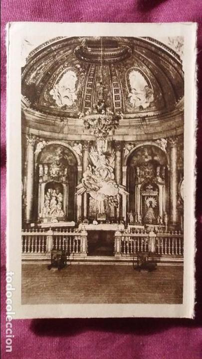 ZARAGOZA - MODERNA COLECCIÓN GRÁFICA RECUERDO DE LA SANTÍSIMA VIRGEN DEL PILAR Y SU BASÍLICA (Postales - España - Aragón Moderna (desde 1.940))