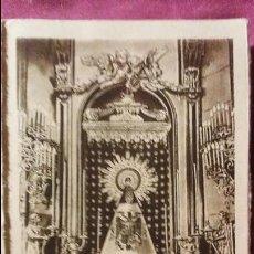 Postales: ZARAGOZA - MODERNA COLECCIÓN GRÁFICA RECUERDO DE LA SANTÍSIMA VIRGEN DEL PILAR Y SU BASÍLICA. Lote 91515515