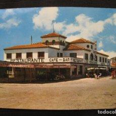 Postales: POSTAL BUJARALOZ ( ZARAGOZA ) - RESTAURANTE LOS MONEGROS.. Lote 92150130