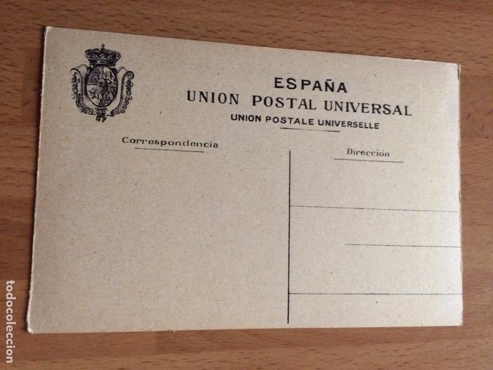 Postales: Antigua postal ruinas de zaragoza.celebrara el centenario de los sitios 1908.iglesia hospital 12 - Foto 2 - 94508566