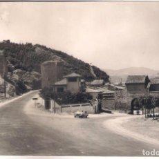 Postales: POSTAL DE DAROCA - PUERTA ALTA Y ENLACE DE CARRETERAS -. Lote 94681035