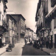 Postales: POSTAL DE DAROCA - CALLE MAYOR -. Lote 94681555