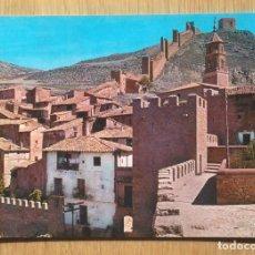 Postales: ALBARRACIN - VISTA PARCIAL. Lote 95396283
