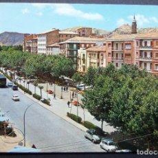 Postales: POSTAL SIN CIRCULAR DE CALATAYUD, AÑOS 60. Lote 95935671
