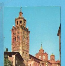 Postales: POSTAL DE TERUEL LA CATEDRAL Nº 621 EDICIÓN SICILIA SIN CIRCULAR . Lote 95993163