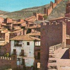 Postales: ALBARRACIN TERUEL. Lote 96007531