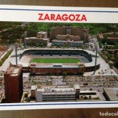 Cartes Postales: POSTAL ZARAGOZA VISTA AEREA LA ROMAREDA. Lote 96411383