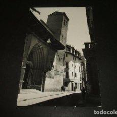 Postales: CALATAYUD ZARAGOZA TORRE INCLINADA DE SAN PEDRO. Lote 97445079