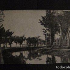 Postales: ZARAGOZA - POSTAL ANTIGUA - PARQUE CABEZO BUENAVISTA - VER REVERSO - (50.387). Lote 97949439
