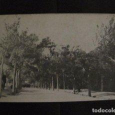 Postales: ZARAGOZA - POSTAL ANTIGUA - PARQUE CABEZO BUENAVISTA - VER REVERSO - (50.388). Lote 97949491