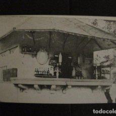 Postales: ZARAGOZA - POSTAL ANTIGUA - KIOSKO - PARQUE CABEZO BUENAVISTA - VER REVERSO - (50.391). Lote 97949815