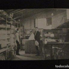 Postales: ZARAGOZA - POSTAL ANTIGUA-RESTAURANT LAS PALMERAS- PARQUE CABEZO BUENAVISTA - VER REVERSO - (50.398). Lote 97950423