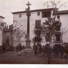 Postales: HUESCA - TORRENTE DE CINCA - CRUZ DE LA PLAZA - MUY AMBIENTADA - ED. EDITORIAL FOTOGRAFICA BARCELONA. Lote 98113579