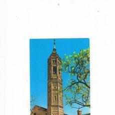 Postales: POSTAL ANTIGUA ARAGON SIN CIRCULAR CALATAYUD TORRE DE SAN ANDRES. Lote 98140719