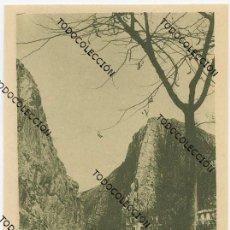 Postales: ALHAMA DE ARAGÓN (ZARAGOZA) - MONTAÑA CORTADA. Lote 98148927