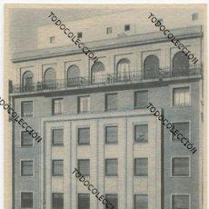 Postales: ZARAGOZA - EDIFICIO DE LA UNIÓN Y EL FÉNIX ESPAÑOL. Lote 98149223