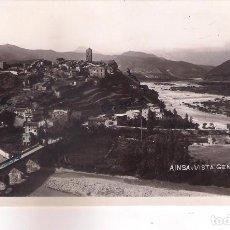 Cartoline: POSTAL DE AINSA,VISTA GENERAL .. Lote 98228799