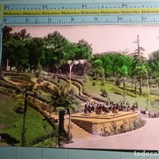 Postales: POSTAL DE ZARAGOZA. AÑOS 50. CABEZO DE BUENA VISTA, JARDÍN DE INVIERNO. LA JOTA, MAÑICOS. 1041. Lote 98246755