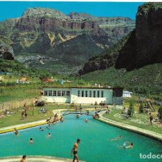 Postales: ** A605 - POSTAL - TORLA - HUESCA - CAMPING DE ORDESA. Lote 98511455