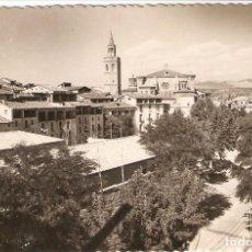 Postales: BARBASTRO Nº 8 VISTA PARCIAL SICILIA CIRCULADA 1959. Lote 98533503