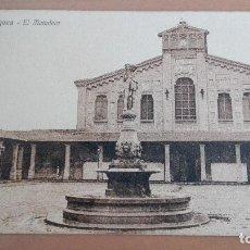 Postales: POSTAL ZARAGOZA - EL MATADERO. EDI: M ARRIBAS ZARAGOZA TERUEL HUESCA ARAGON. Lote 98809239